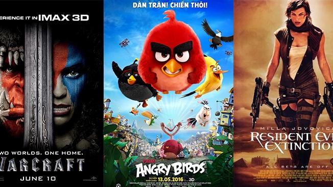 Top 10 trò chơi game phim hấp dẫn chọn lọc hay nhất 2021