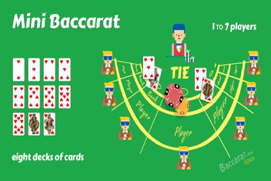 Những thông tin về mini baccarat mà có thể bạn chưa biết