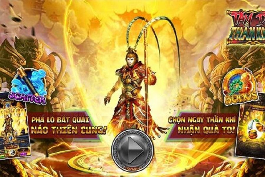 Bí kíp để hốt bạc trong game nổ hũ Tây Du Thần Ký của các cao thủ