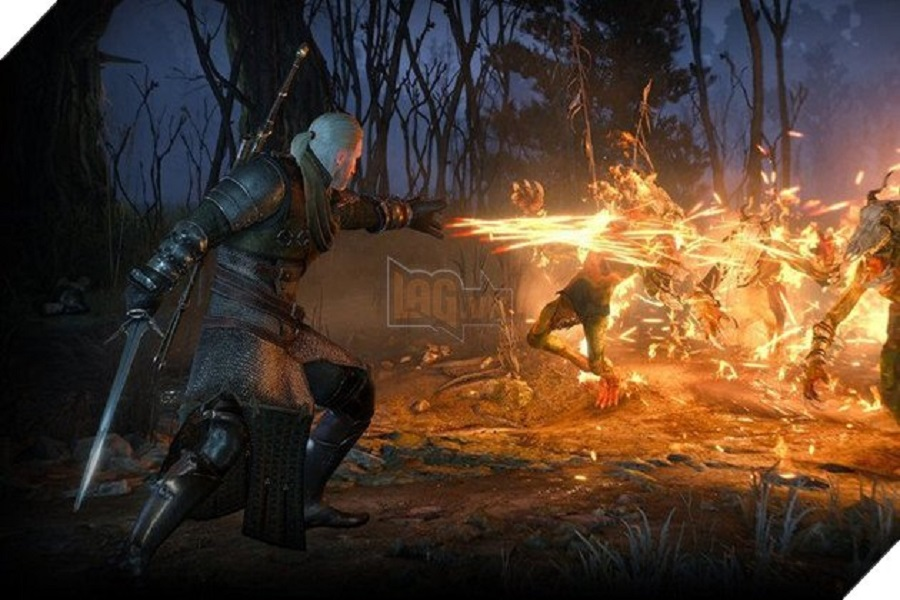 Game The Witcher