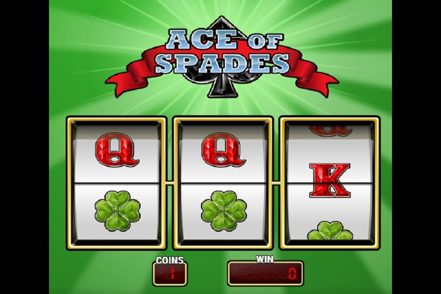 Hướng dẫn chơi game nổ hũ Ace of-spades
