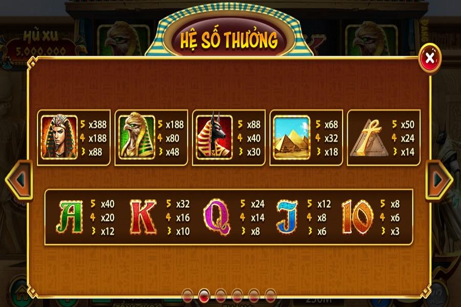 Game  Bí Mật Cleopatra
