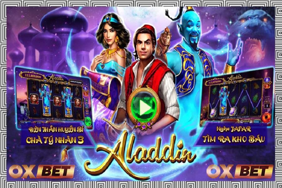 Mẹo quay nổ hũ trong game Aladdin