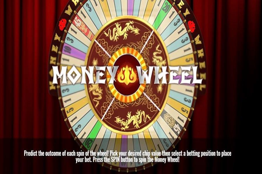 Trải nghiệm game money-wheel tại nhà cái May88